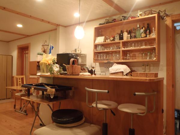 月宿 楽 -つきやど らっく- の食堂
