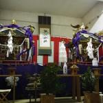 遊行寺の神輿