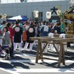 大島椿祭りの江戸みこし
