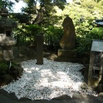 江ノ島 福石