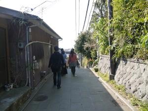 江ノ島 御岩屋道