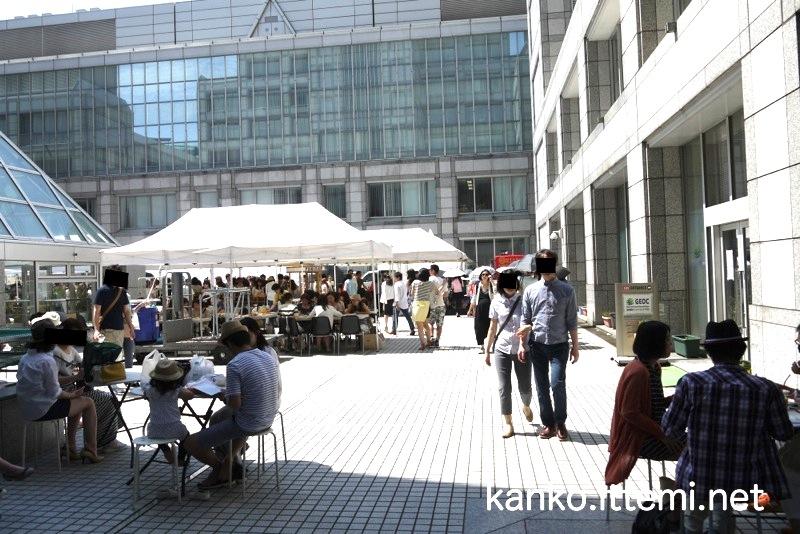 青山パン祭り(混雑2)