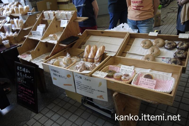 青山パン祭り(パン屋4)