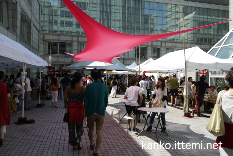 青山パン祭り(混雑3)