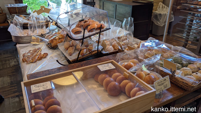 mokichi baker&sweetsのパン